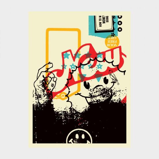 Aesthetic Apparatus  Michael Byzewski musik art musik posters art of rock musikposter music designe DECAY 002