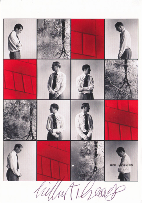 Gilbert & George contemporary art buy print siebdruck poster art Multiple Gilbert & George contemporary art buy print siebdruck poster art Multiple Red Morning Death