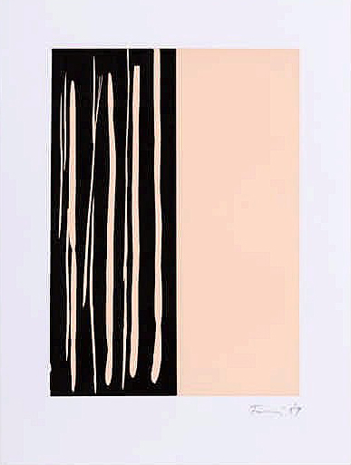 Günther Förg contemporary art buy print Griffelkunst Radierung