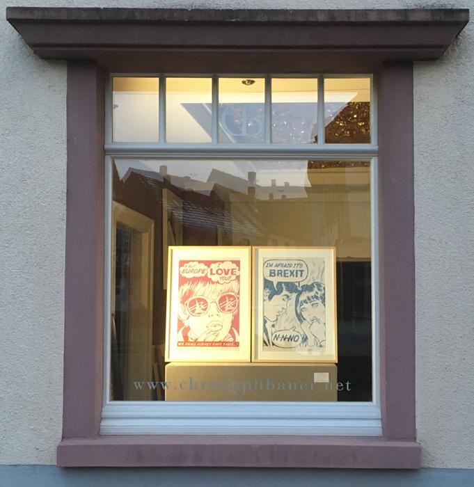 Christoph Bauer Galerie Hanau