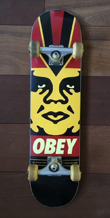 obey deck