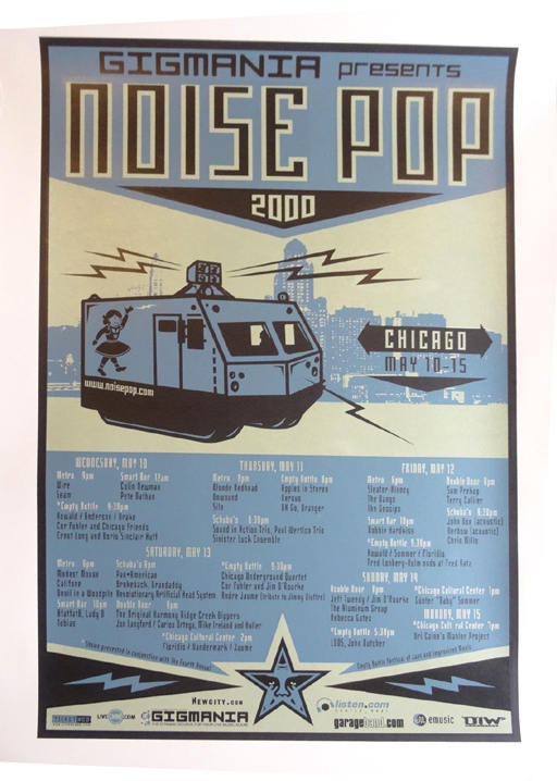 shepart fairey noise pop