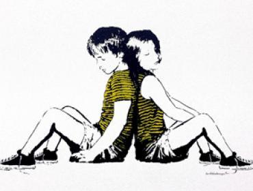 Bumblebeelovesyou, urban art gallery buy street art screenprint poster