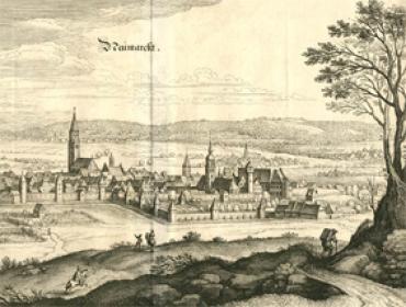 Matthäus Merian Kupferstiche