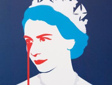 Pure Evil, urban art gallery buy street art screenprint poster