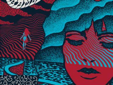 Robin Gnista poster art screenprint buy David O Daniel
