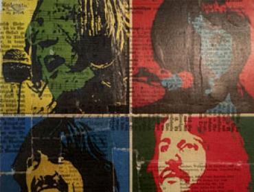 Unknown, urban art gallery buy street art screenprint poster