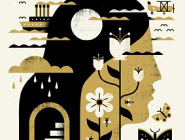 Doublenaut contemporary art buy print siebdruck poster art