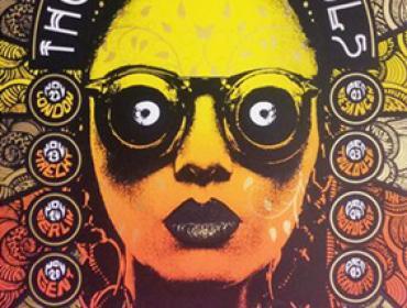 Adam Pobiak, urban art gallery buy street art screenprint poster